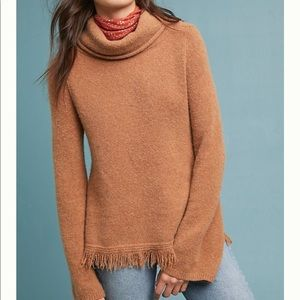 Anthropologie Akemi + Kin Aruna Turtleneck Sweater